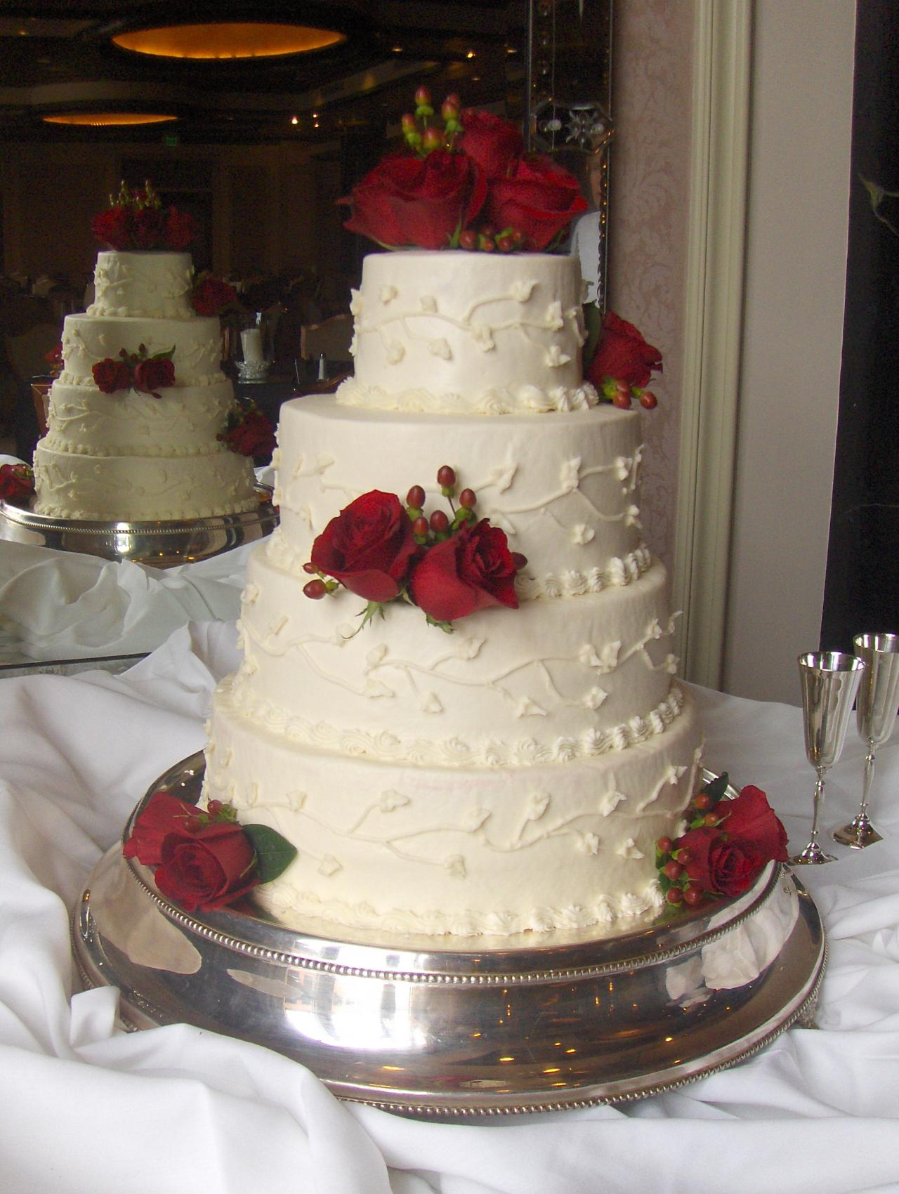 Embree House Wedding Cakes - Wedding Cakes Page 1